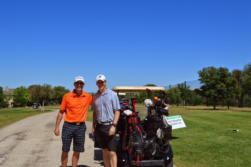 golf tournament #9 2014
